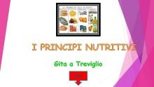 Principi nutritivi.
